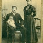 Costi si Fotinia Vasiliu - strabunicii